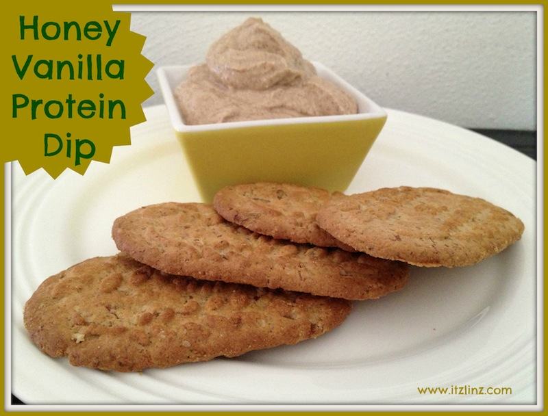 Honey Vanilla Protein Dip