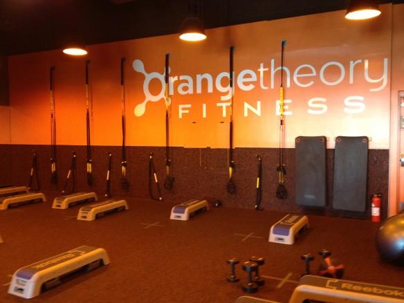 Orangetheory Fitness | Itz Linz