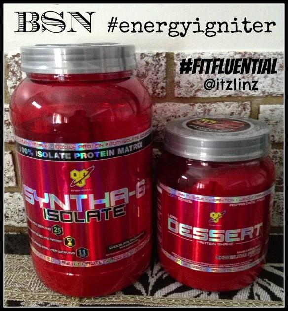BSN #energyigniter protein