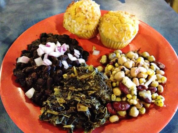 Calypso lunch
