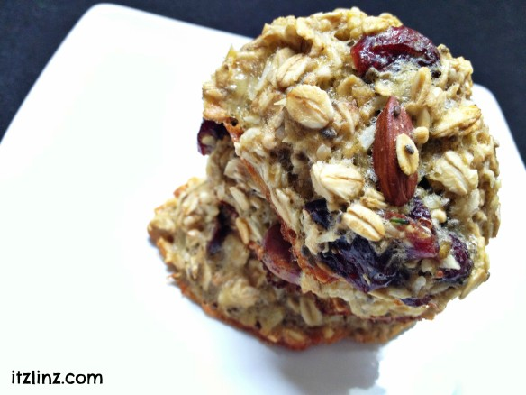 Muesli Fusion cookie