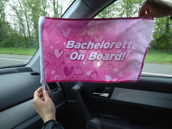 bachelorette on board