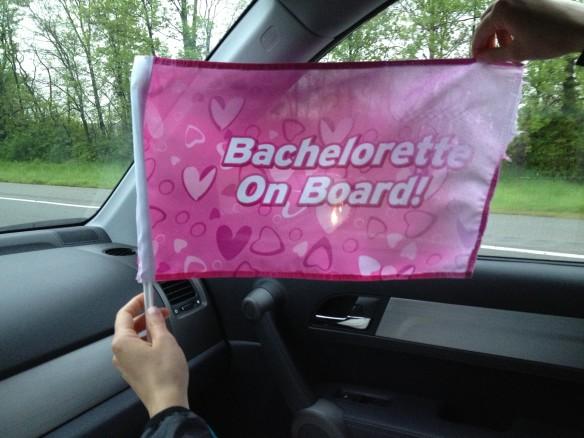 bachelorette on board