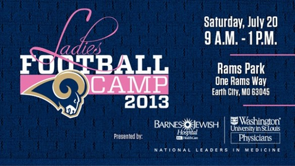 Ladies Football Camp
