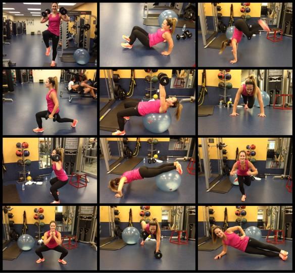 Pumanator workout