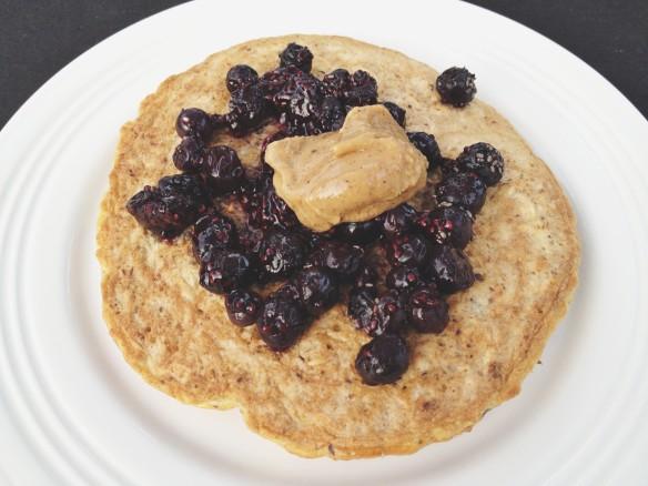 nuttzo pancake