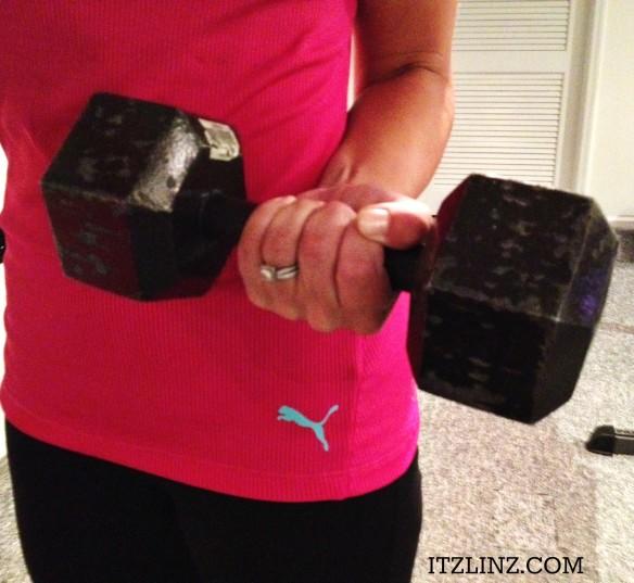 puma weights