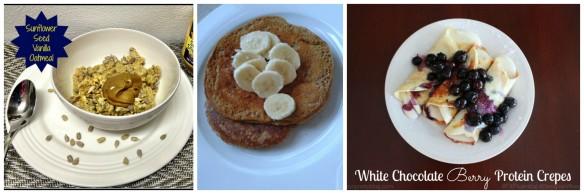 DW breakfasts