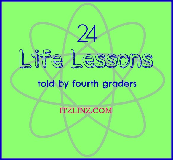 24 life lessons