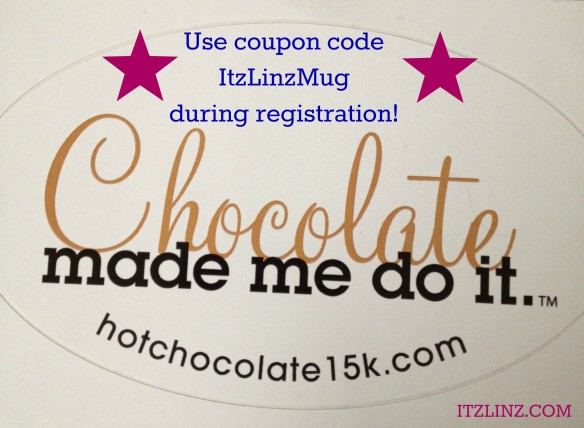 hot chocolate race coupon code