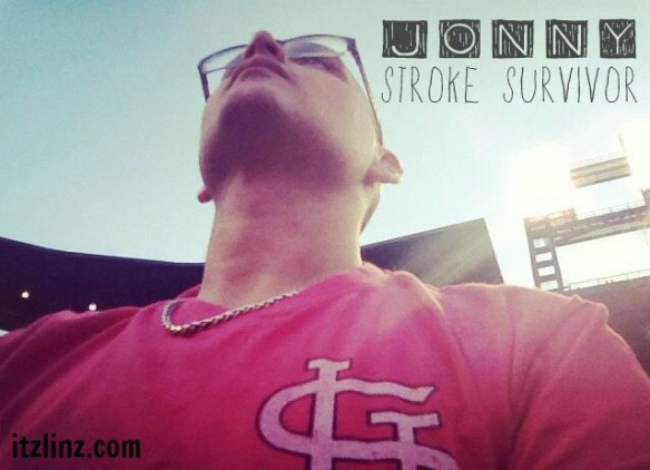 jonny stroke survivor