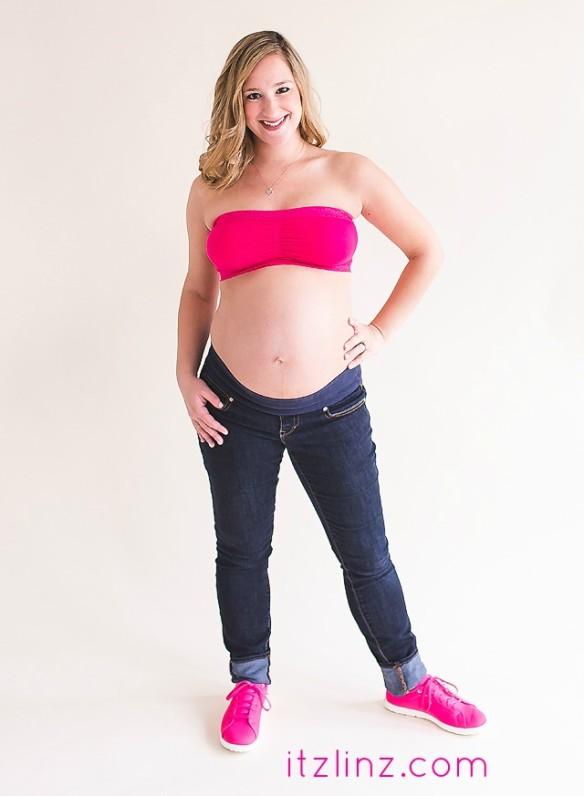 pregnant reebok skyscape 1