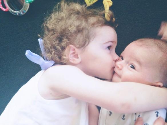 audrey kiss
