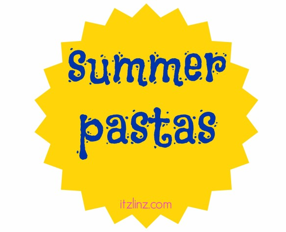 summer pastas
