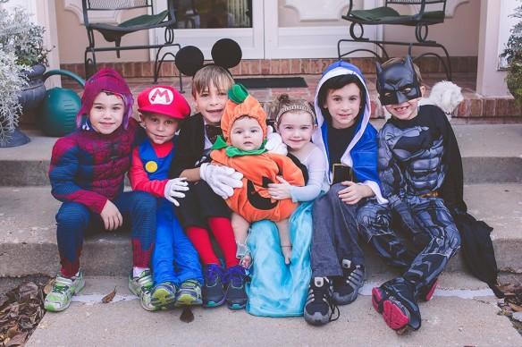 cousins halloween14