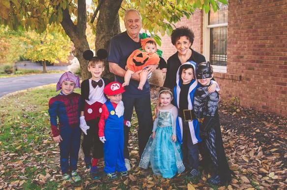 family halloween14