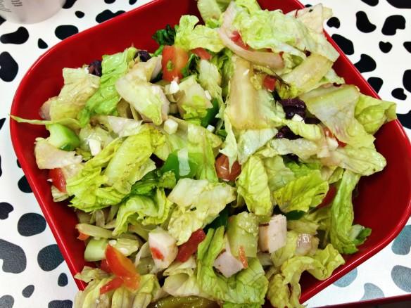 firehouse salad