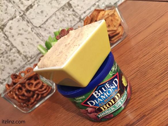 wasabi soy sauce dip