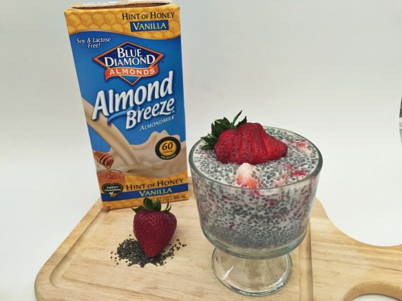 honey vanilla chia pudding