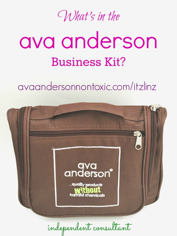 ava anderson business kit