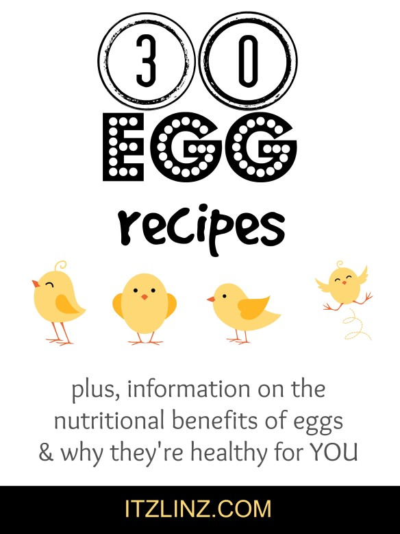 30 egg recipes nutritional benefits