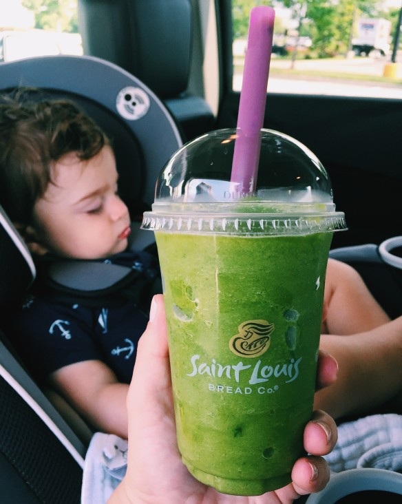 breadco green smoothie