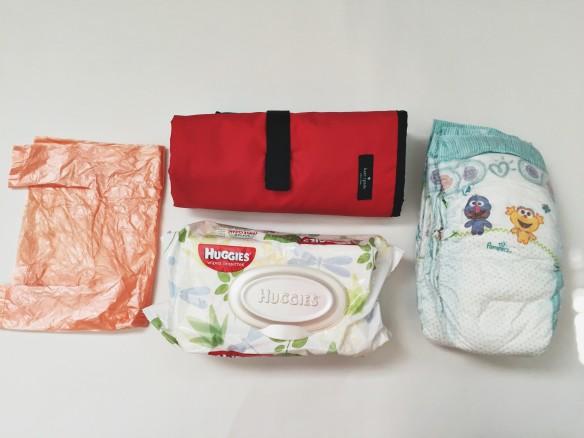 diapers bag
