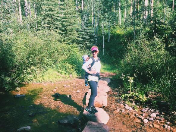 hiking durango