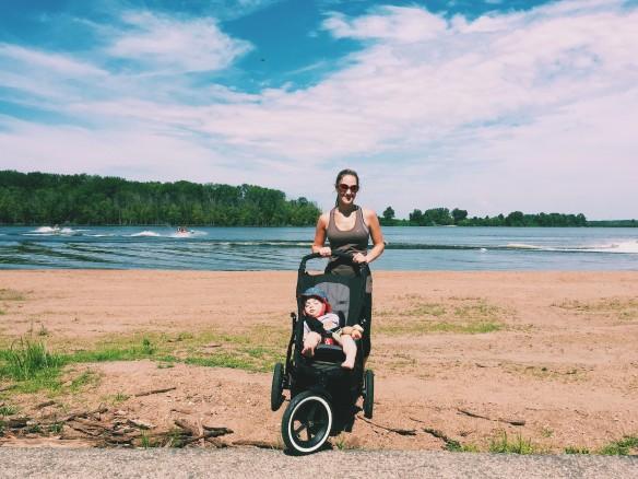 run lake
