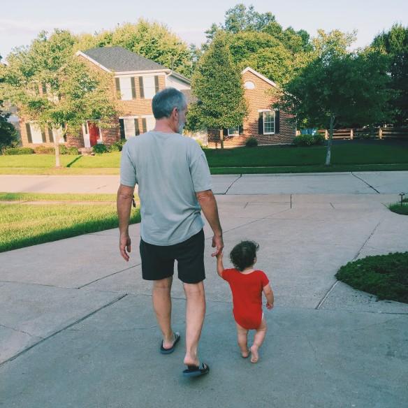 pops walk