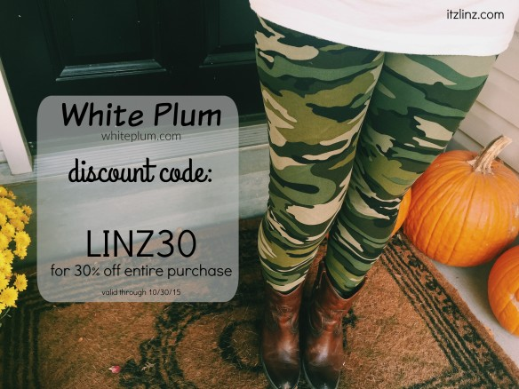 white plum discount code