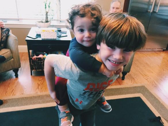 jacob piggyback