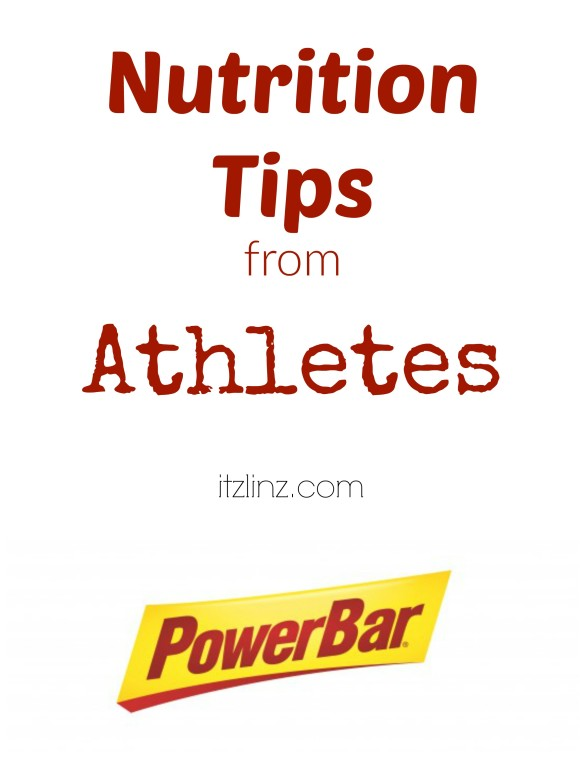 nutrition tips from athletes
