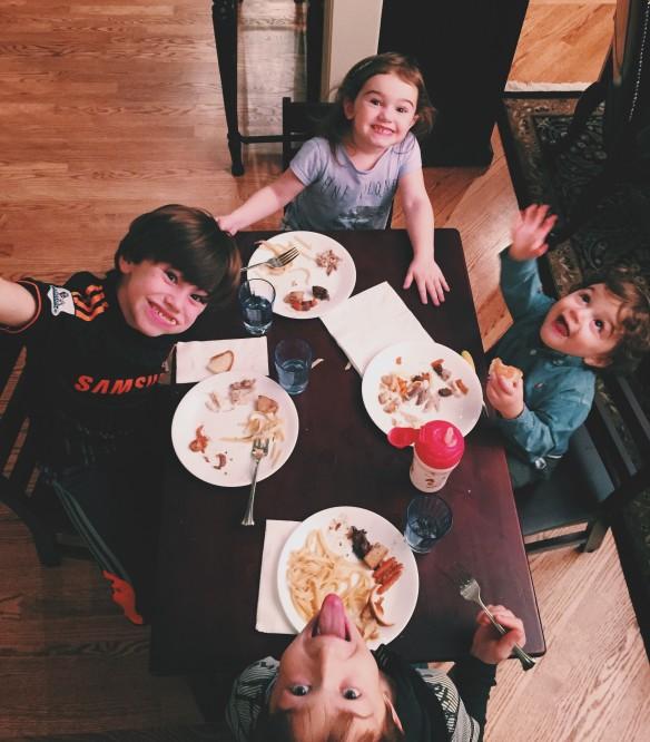 thanksgiving kidstable