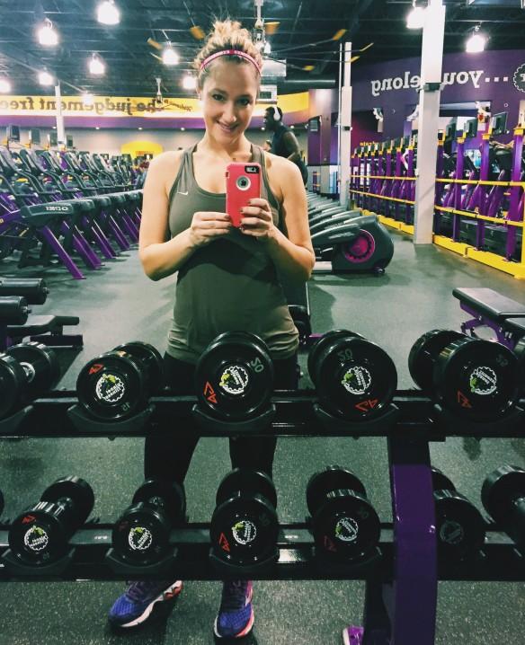 gym selfie15