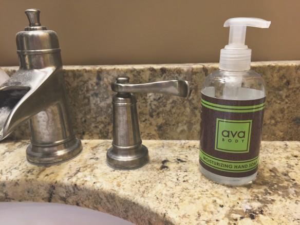 ava hand soap