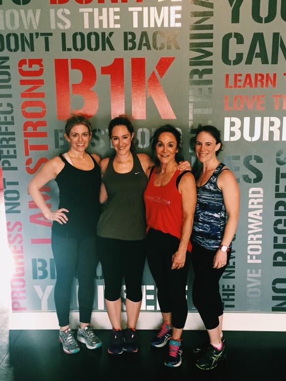 burn1000 workout