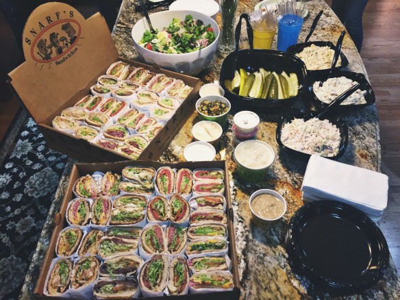 snarf's catering