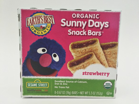 earth's best snack bars