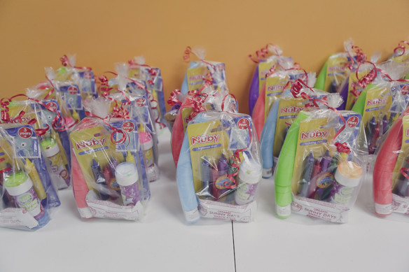Goody Bags For A Two Year Olds Birthday Party