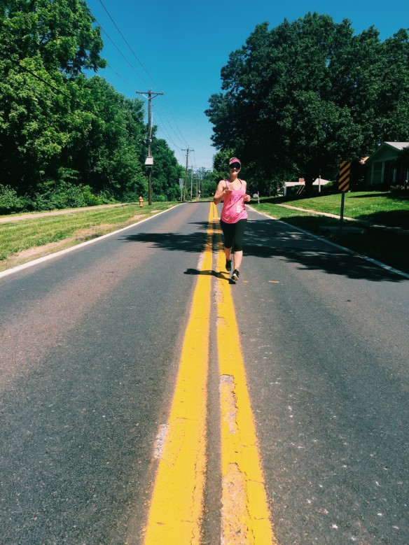 running ampla