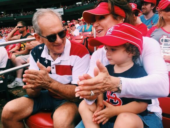 cardinals clap