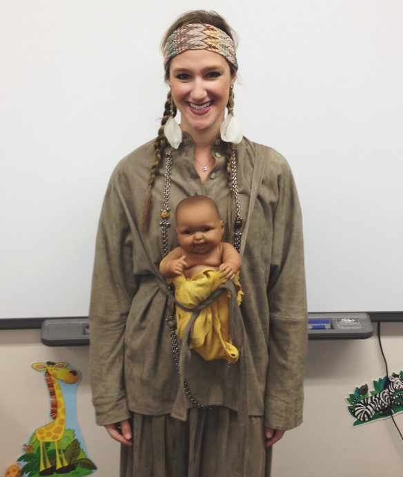Pictures Of Sacagawea As A Kid